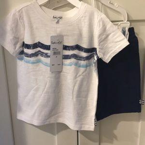 Splendid Set - Tee Shirt and Shorts